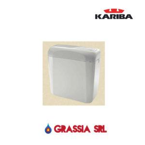 Cassetta scarico Kariba lux monoblocco