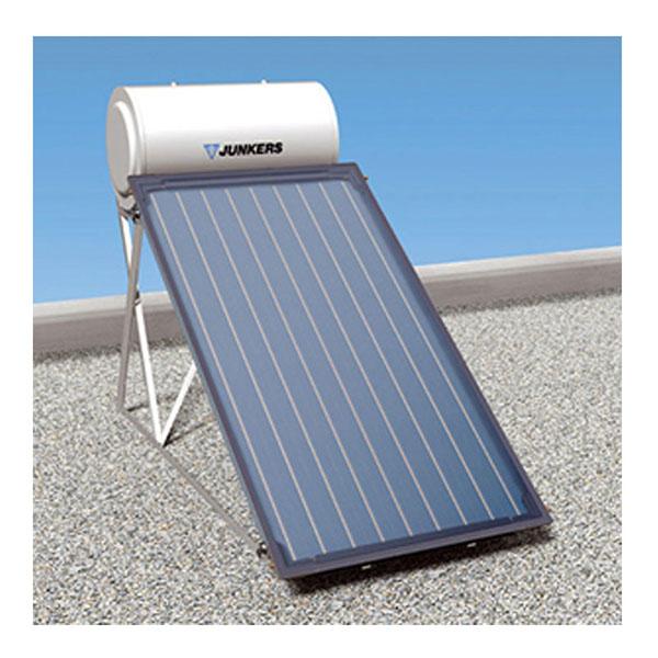 Collettore piano solare junkers grassia srl for Tipi di tetto