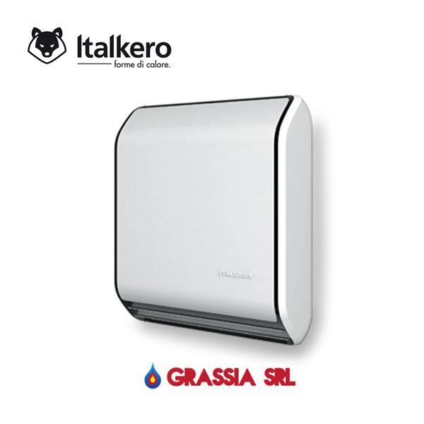 Italkero stratos termoconvettore stufa a gas grigio for Stufe italkero