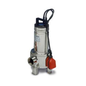 Elettropompa sommersa per acque chiare o sporche