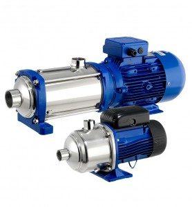 Elettropompa centrifuga orizzontale Lowara e-HM