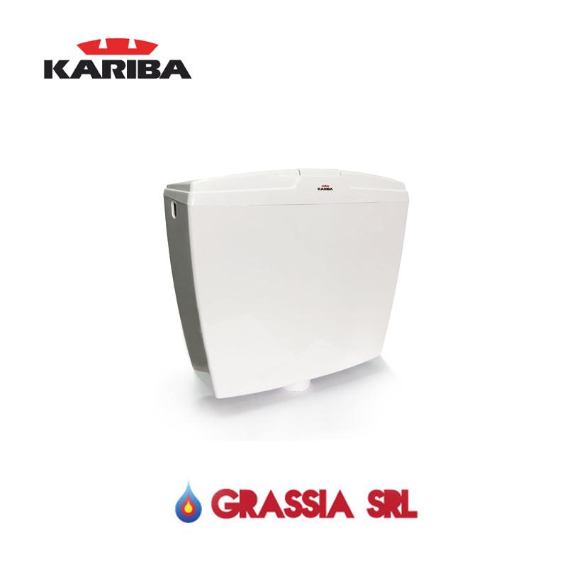 kariba cassetta esterna wc  Cassetta esterna wc Kariba 2008 mono • Grassia srl