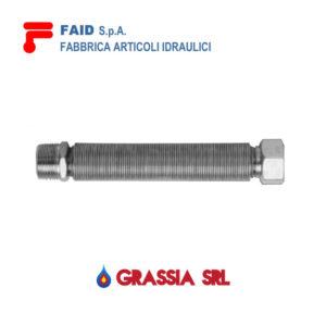 tubo flessibile in acciaio