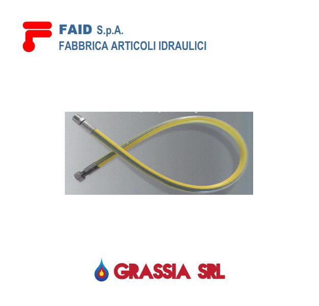 Tubo flessibile per gas per cucina grassia srl - Tubo gas cucina lunghezza massima ...
