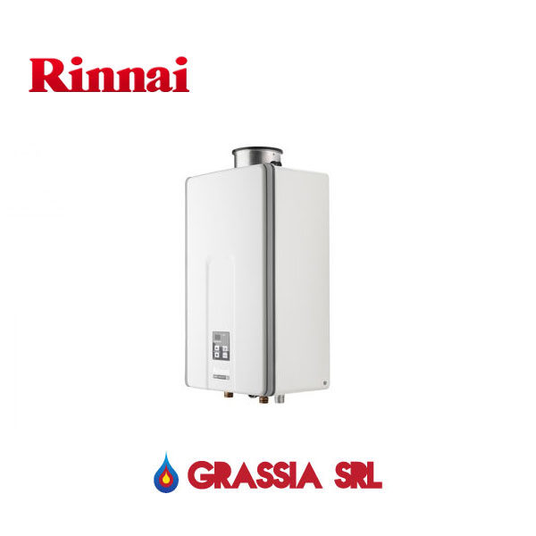 Scaldabagno a Gas Infinity 28 lt Interno Metano/GPL