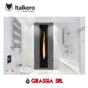 mirror flame Q Italkero