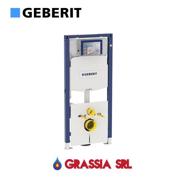 Cassetta geberit duofix italia sigma8 per wc sospeso 114 for Geberit italia