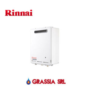 Scaldabagno a gas Infinity esterno 32lt