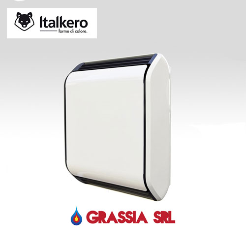 Italkero Poster SP Termoconvettore Stufa a gas
