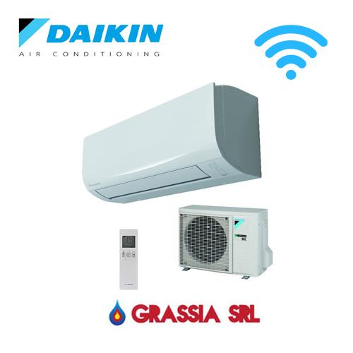 Climatizzatore Daikin Sensira 21000 btu