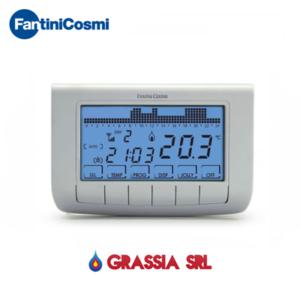 Cronotermostato Elettronico Fantini Cosmi CH140GSM