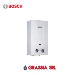 Scaldabagno a gas GPL T2200 Bosch 11 l/min