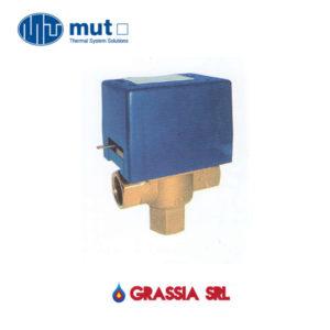 Valvola di zona a 3 vie – 230 V FF con micro ausiliario
