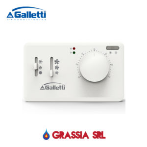 comando elettronico fancoil art-u galletti