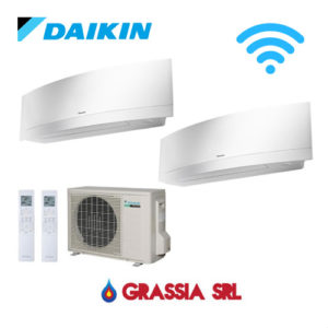 Condizionatore climatizzatore Daikin Emura