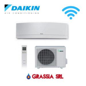 Condizionatore climatizzatore Daikin Emura monosplit