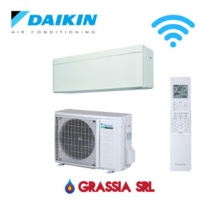Condizionatore climatizzatore Daikin Stylish 12000 monosplit wifi
