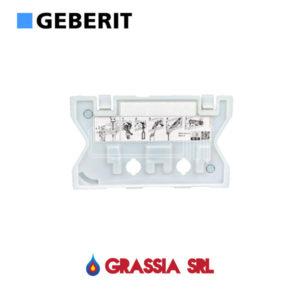 Placca di protezione UP720 Geberit