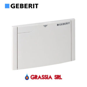 Placca per collettore compact Geberit