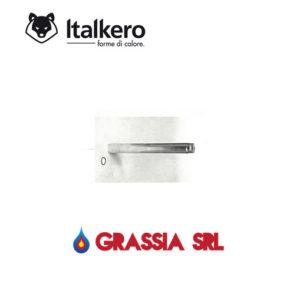 Tubo alluminio 100 cm Italkero