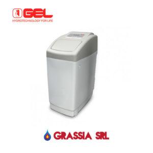Addolcitori compatti a scambio ionico GEL Dry Soft 20