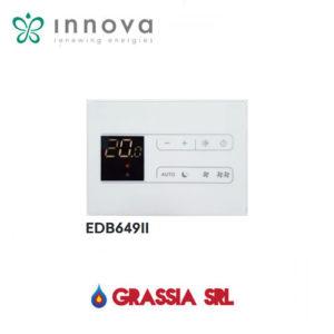 EDB649II comando a muro smart touch Innova