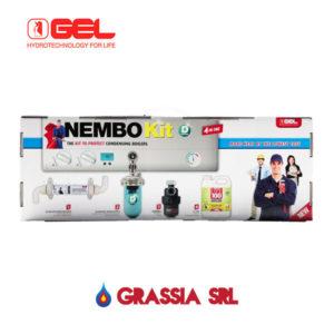 nembo kit gel per caldaie a condensazione
