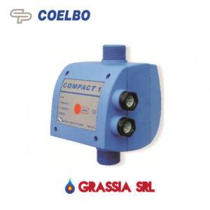 Regolatore di pressione Presscontrol Compact 1 Coelbo