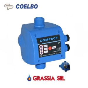 Regolatore di pressione Presscontrol Compact 2 RM Coelbo