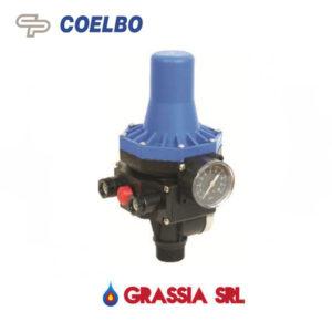 Regolatore di pressione Presscontrol Controlpump RM Coelbo