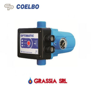 Regolatore di pressione Presscontrol Optimatic RM Coelbo
