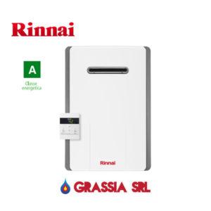 Scaldabagno a gas GPL Infinity 17 Esterno Rinnai