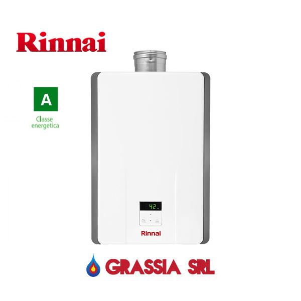 Scaldabagno a gas GPL Infinity 17 Interno Rinnai