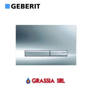 Placca di comando Sigma 50 Cromato Geberit 115.788.21.2