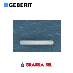 Placca di comando Sigma 50 Pietra naturale Ardesia Geberit 115.788.JM.2