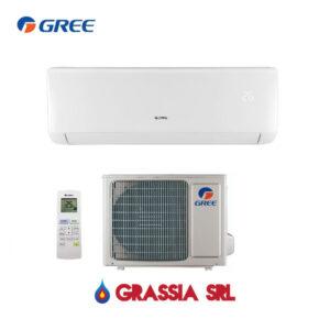 Climatizzatore Condizionatore Gree Bora Inverter monosplit 24000 btu R32