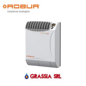 Robur radiatore a gas 42M colore bianco