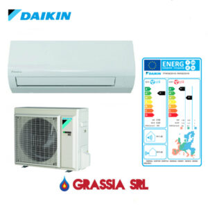 Condizionatore climatizzatore Sensira Daikin 12000 btu Mono 2021 R32