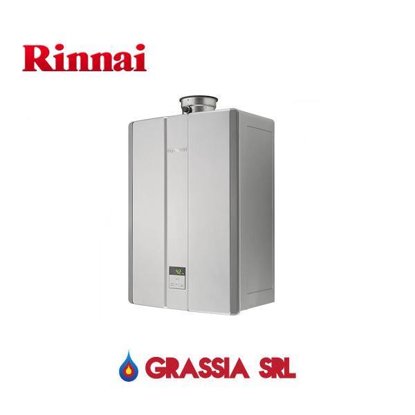 Scaldabagno a Gas a condensazione Rinnai Infinity Interno 26 lt GPL